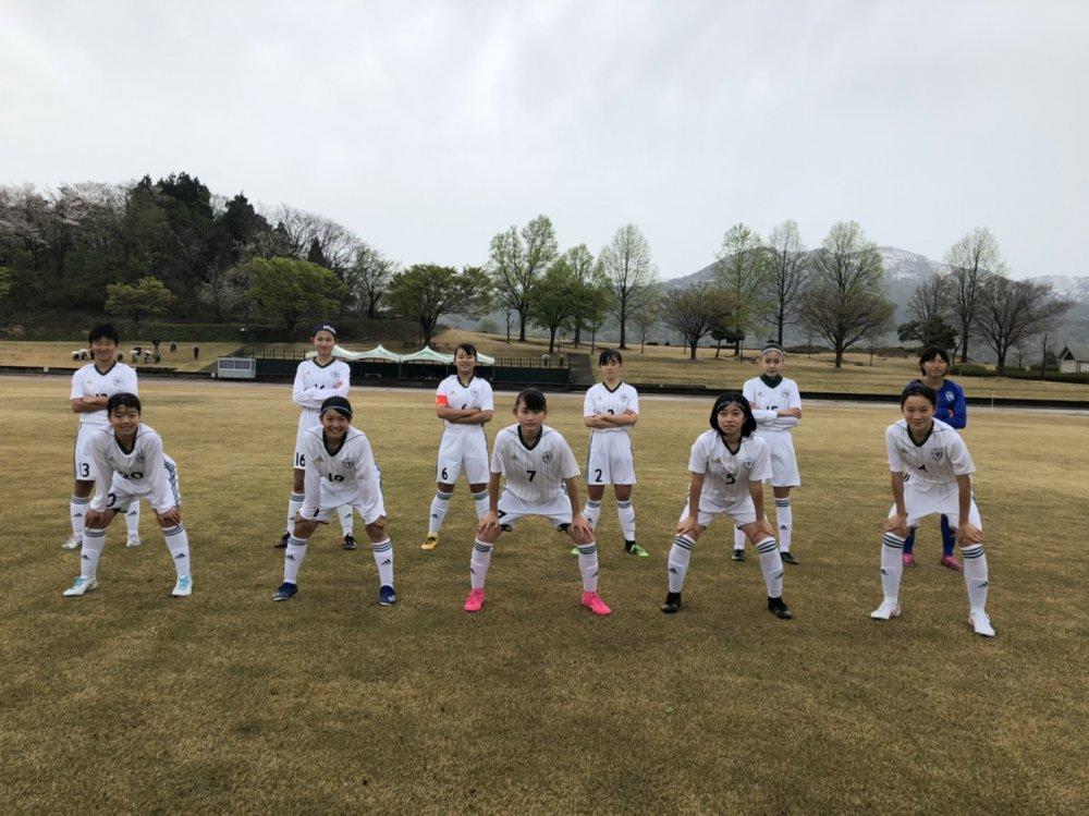 JFA U-15女子サッカーリーグ2021北信越 前期1節