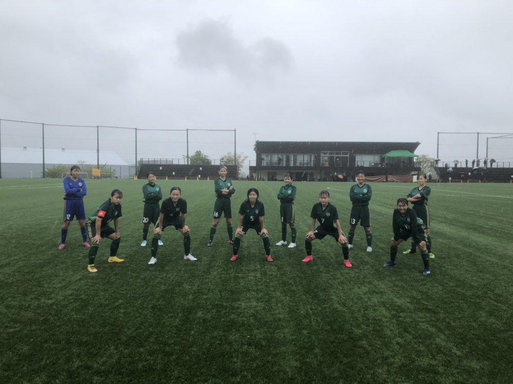 JFA U-15女子サッカーリーグ2021北信越 前期7節