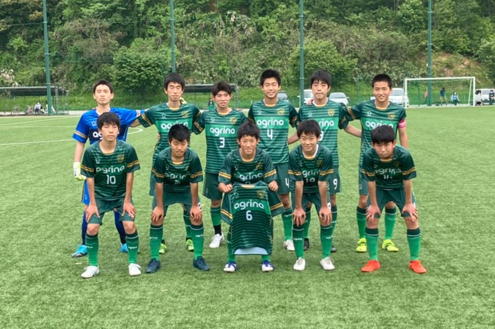 高円宮杯JFA U-15サッカーリーグ2021 石川県2部リーグ 第3節