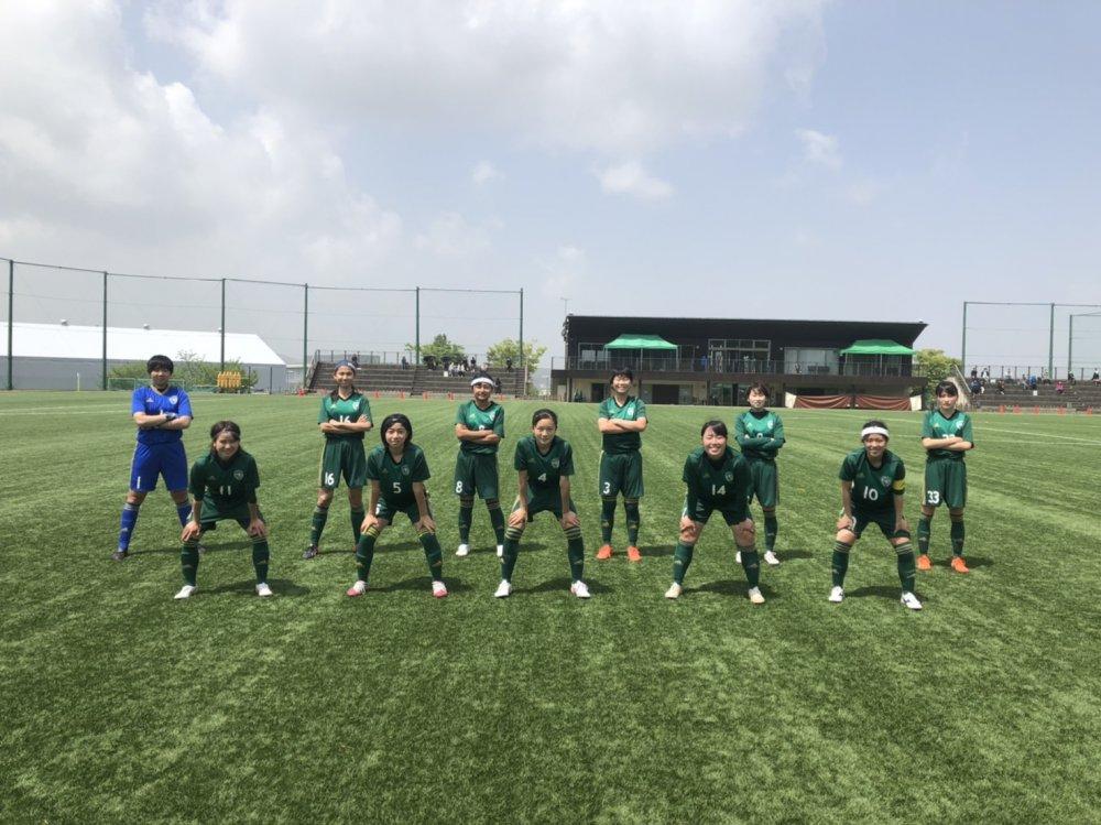 2021北信越女子サッカーリーグ(2部) 第4節