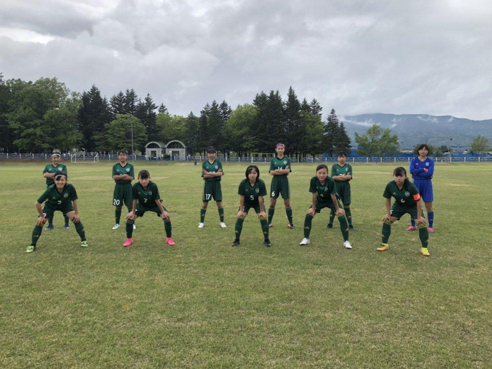 JFA U-15女子サッカーリーグ2021北信越 前期4節