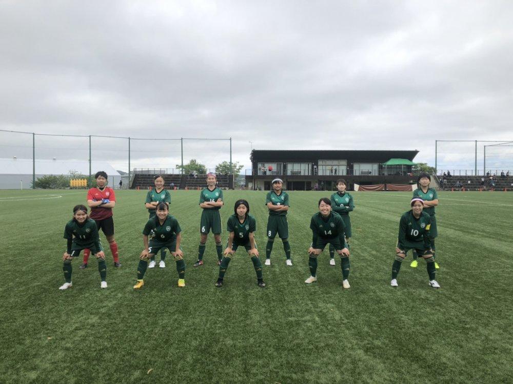 2021北信越女子サッカーリーグ(2部) 第6節