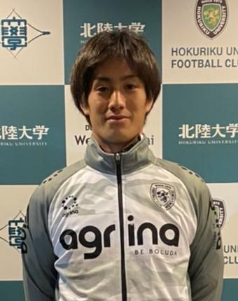 FC北陸スタッフ 原島 颯の写真