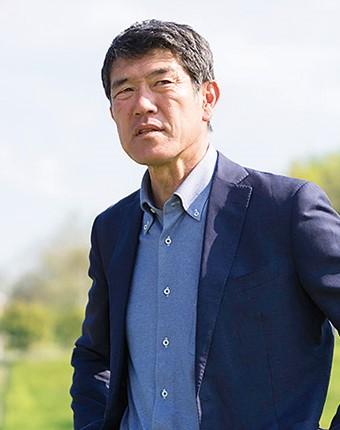 FC北陸スタッフ 越田 剛史の写真