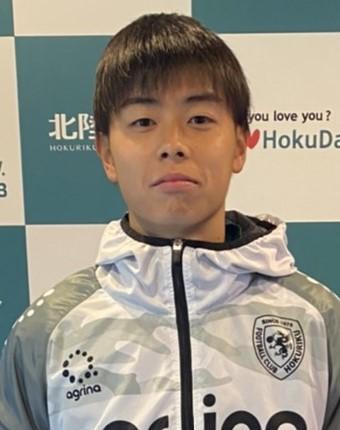 FC北陸スタッフ 田中 諒の写真