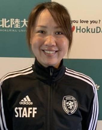 FC北陸スタッフ 田中 桜の写真